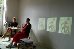 Artist talk: Cassie Augusta Jørgensen