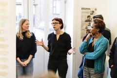 Artist talk: La Vaughn Belle, 2017