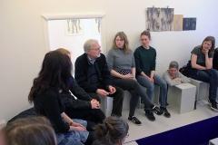 Tine Tvergaard, workshop, 2018.